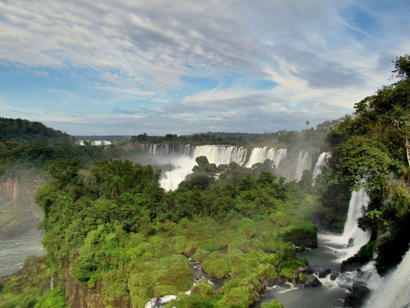 Puerto de Iguazu - The Falls