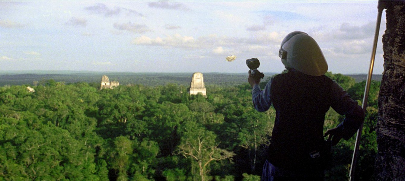 Tika or Yavin 4 depending on how much of geek you are