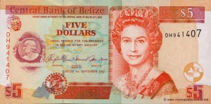 Dollars and the Queen? just seems wrong