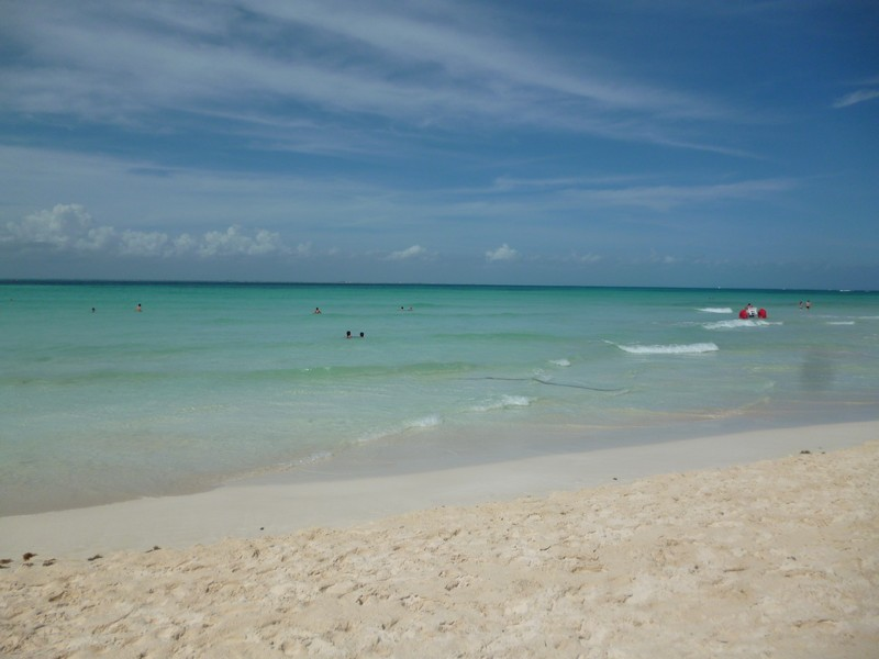 Isla Mujeres - the beach